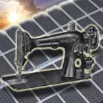 מערכת סולארית במתפרת המדים בירכא