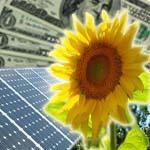 פאנלים סולאריים בנקים