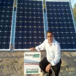 מפעל הפאנלים החדש  עתיד לייצר 300-400 פאנלים סולאריים ליום