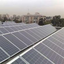 מערכות סולאריות על גגות מבני ציבור